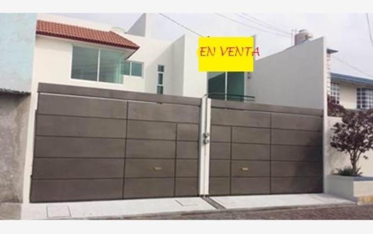 Foto de casa en venta en  , chapulco, chapulco, puebla, 2042954 No. 01