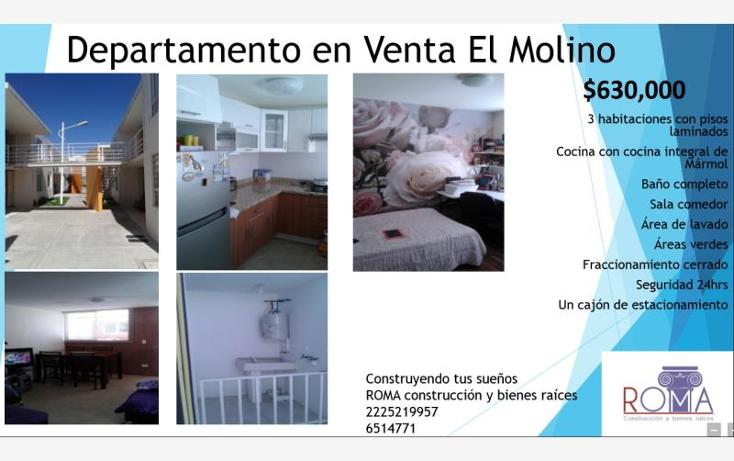 Foto de departamento en venta en  , chapulco, puebla, puebla, 1471835 No. 01