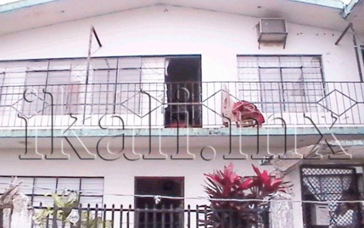 Foto de casa en venta en chapultepec 31, túxpam de rodríguez cano centro, tuxpan, veracruz, 572731 no 01