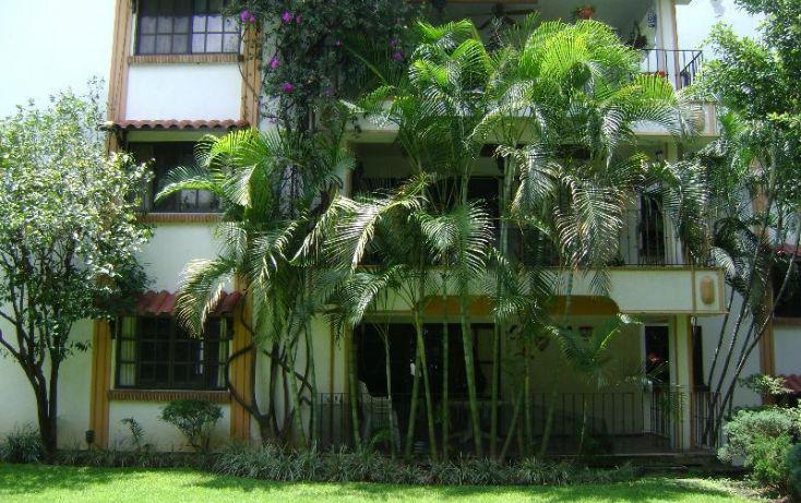 Foto de departamento en venta en chapultepec, chapultepec, cuernavaca, morelos, 1849458 no 01