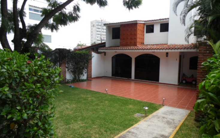 Foto de casa en venta en  , chapultepec, cuernavaca, morelos, 1300415 No. 01