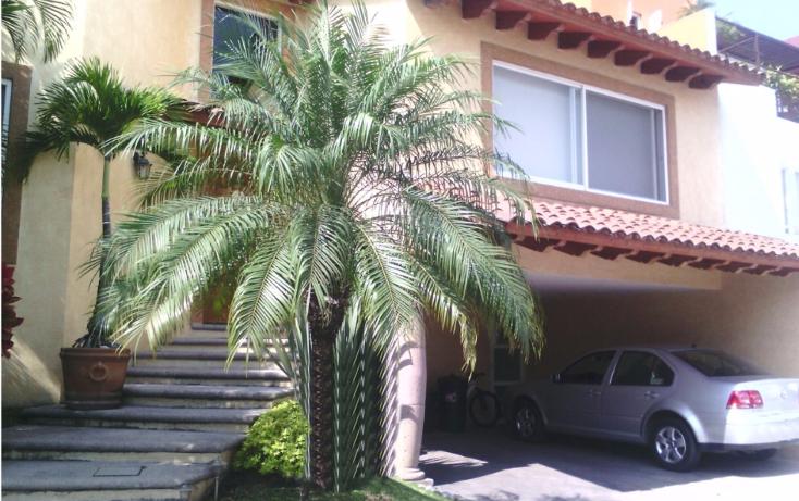 Foto de casa en venta en  , chapultepec, cuernavaca, morelos, 1485131 No. 01