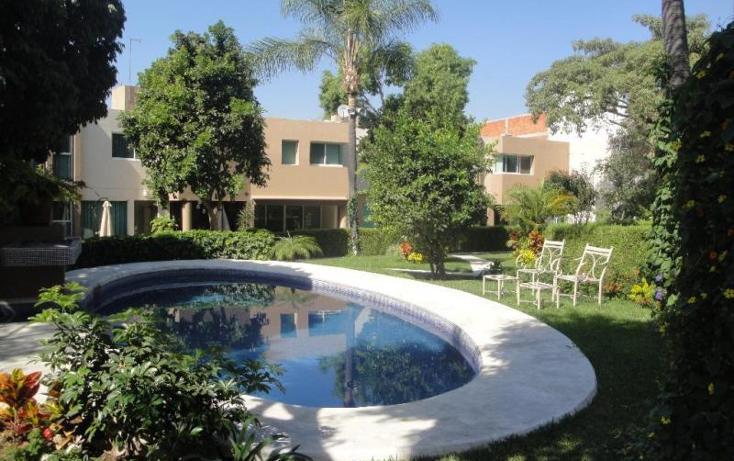 Foto de casa en venta en  , chapultepec, cuernavaca, morelos, 1529468 No. 01