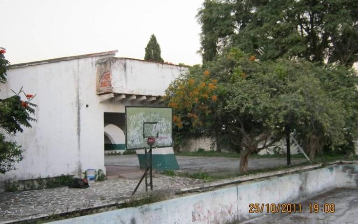 Foto de edificio en venta en  , chapultepec, cuernavaca, morelos, 397388 No. 06