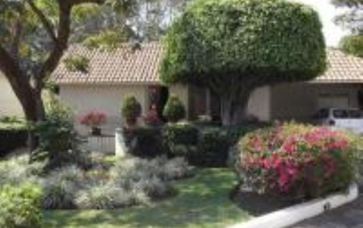 Foto de casa en renta en, chapultepec, cuernavaca, morelos, 503275 no 01