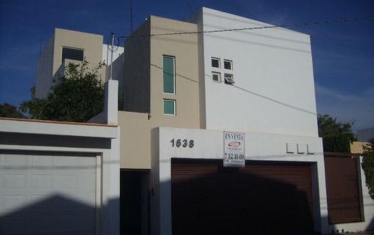 Foto de casa en venta en  , chapultepec, culiacán, sinaloa, 1094915 No. 01