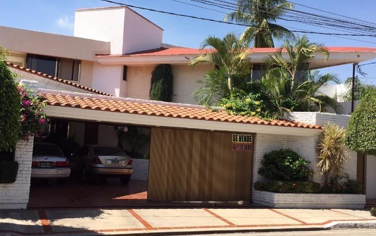 Foto de casa en venta en  , chapultepec, culiacán, sinaloa, 1860918 No. 01