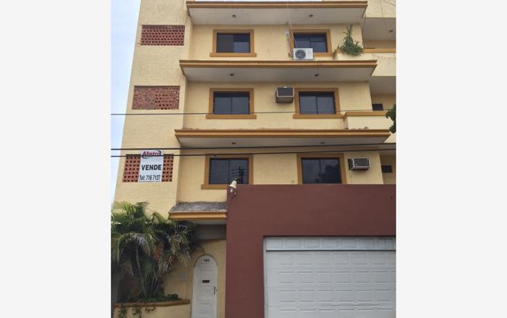 Foto de departamento en venta en  , chapultepec, culiacán, sinaloa, 858883 No. 01