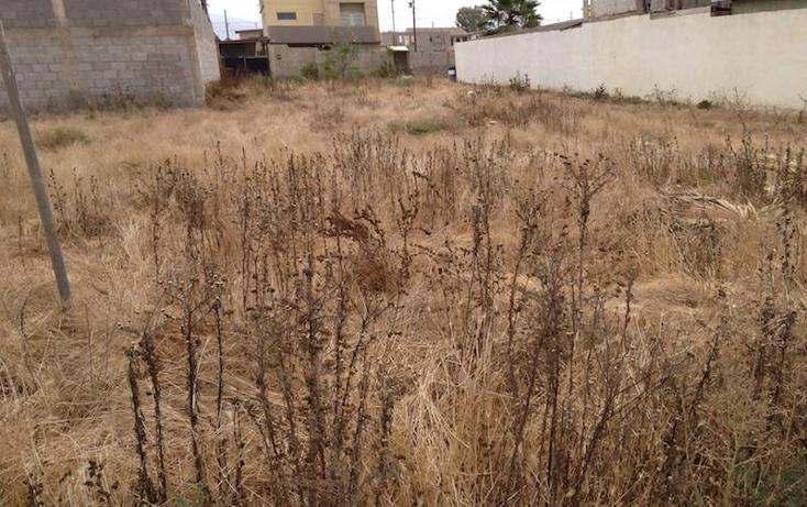 Foto de terreno habitacional en venta en calle quince, entre avenida jalisco al norte y avenida hidalgo al sur , chapultepec, ensenada, baja california, 882407 No. 01