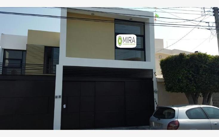 Foto de casa en venta en  , chapultepec oriente, morelia, michoacán de ocampo, 1923848 No. 01