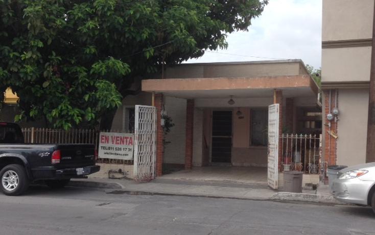 Foto de casa en venta en  , chapultepec, san nicolás de los garza, nuevo león, 1833460 No. 01