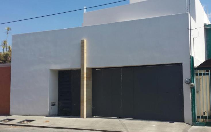 Foto de casa en venta en  , chapultepec sur, morelia, michoacán de ocampo, 1229545 No. 01