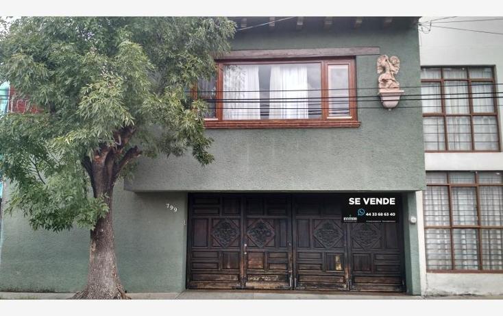 Foto de casa en venta en  , chapultepec sur, morelia, michoac?n de ocampo, 1360465 No. 01