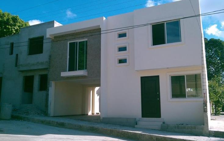 Foto de casa en venta en  , chapultepec, tampico, tamaulipas, 1041097 No. 01