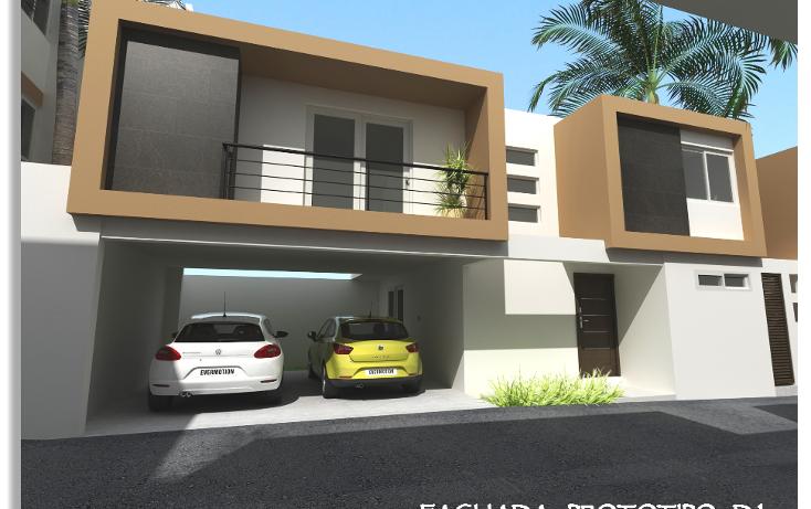 Foto de casa en venta en  , chapultepec, tampico, tamaulipas, 1554104 No. 01