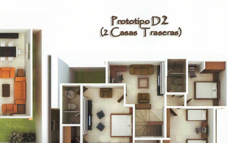 Foto de casa en venta en  , chapultepec, tampico, tamaulipas, 1579296 No. 02