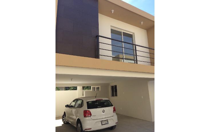 Foto de casa en venta en  , chapultepec, tampico, tamaulipas, 1692722 No. 01