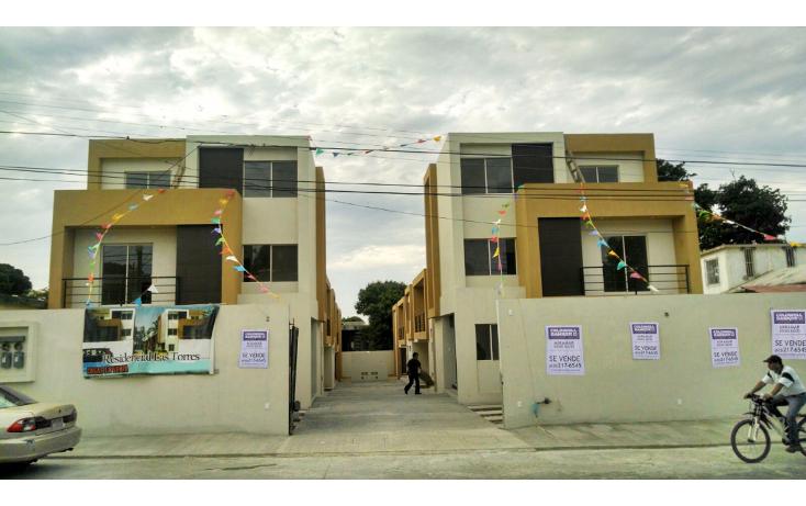 Foto de casa en venta en  , chapultepec, tampico, tamaulipas, 948909 No. 01