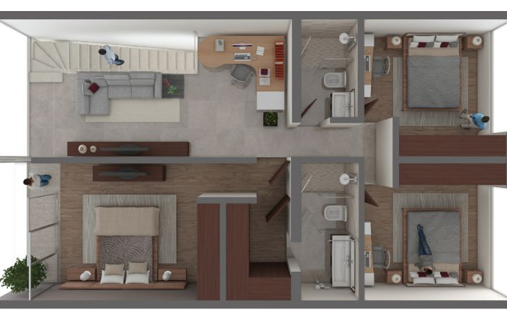 Foto de departamento en venta en, chapultepec, tijuana, baja california norte, 1636660 no 11