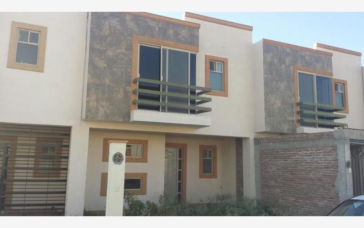 Foto de casa en venta en  , chapultepec, torreón, coahuila de zaragoza, 1530780 No. 01
