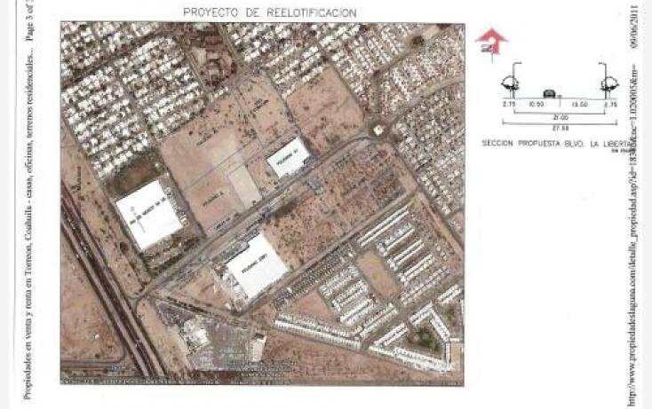 Foto de terreno industrial en venta en, chapultepec, torreón, coahuila de zaragoza, 400813 no 01