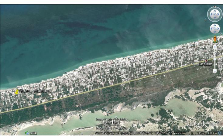 Foto de terreno habitacional en venta en  , chelem, progreso, yucatán, 1178799 No. 01