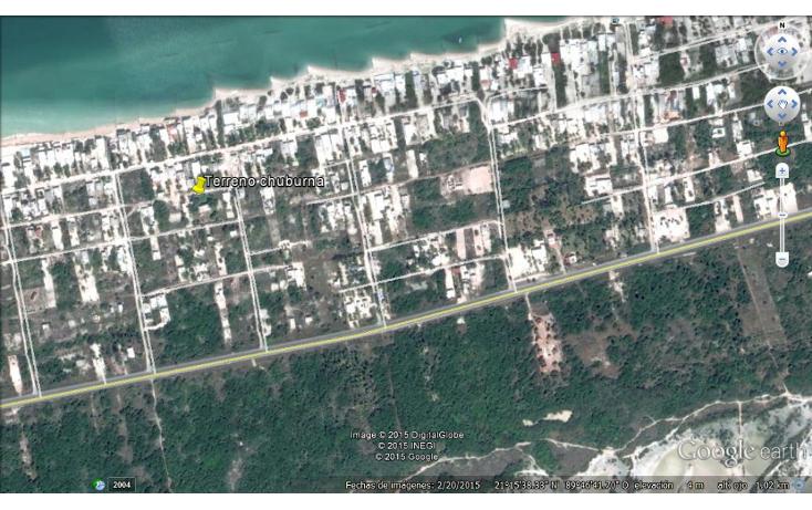 Foto de terreno habitacional en venta en  , chelem, progreso, yucatán, 1178799 No. 02