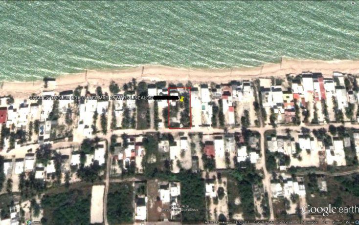 Foto de terreno habitacional en venta en, chelem, progreso, yucatán, 1291381 no 01