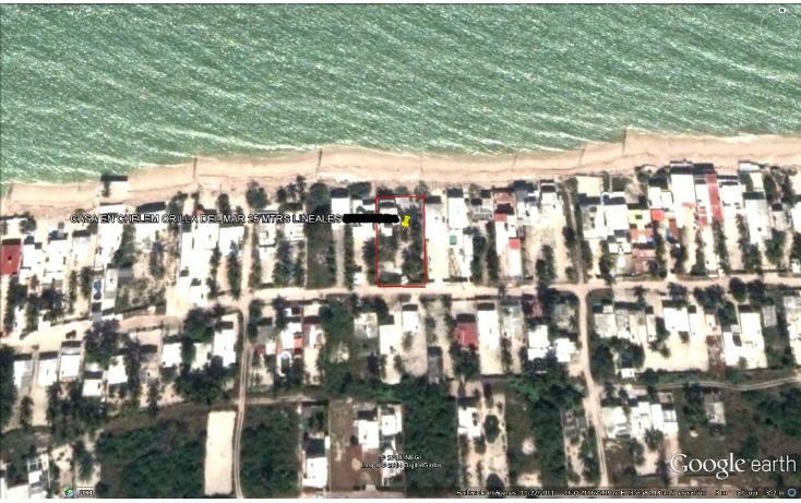 Foto de terreno habitacional en venta en  , chelem, progreso, yucat?n, 1291381 No. 01