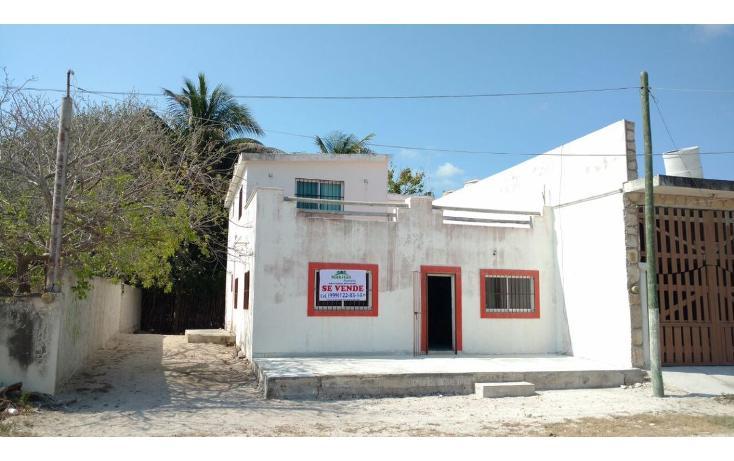 Foto de casa en venta en  , chelem, progreso, yucatán, 1872026 No. 01
