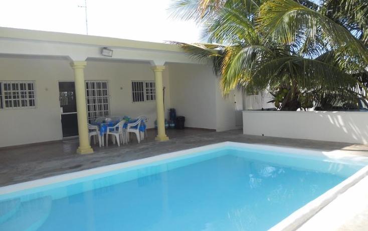 Foto de casa en venta en  , chelem, progreso, yucatán, 609665 No. 01