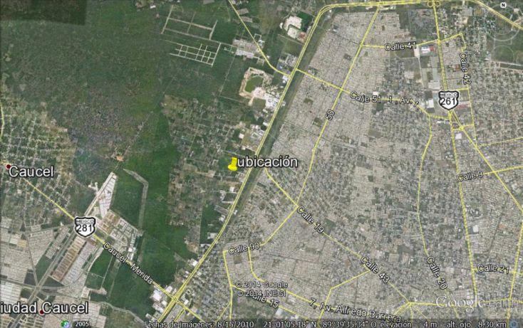 Foto de terreno habitacional en venta en, chenku, mérida, yucatán, 1282947 no 05