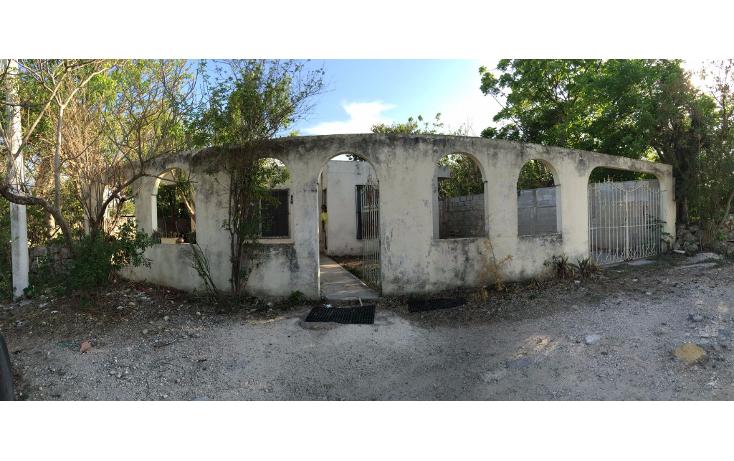 Foto de casa en venta en  , chenku, mérida, yucatán, 1933384 No. 01