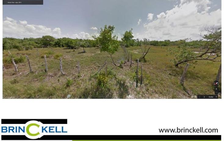 Foto de terreno comercial en venta en cherna 106, quintana, lázaro cárdenas, quintana roo, 895781 No. 01