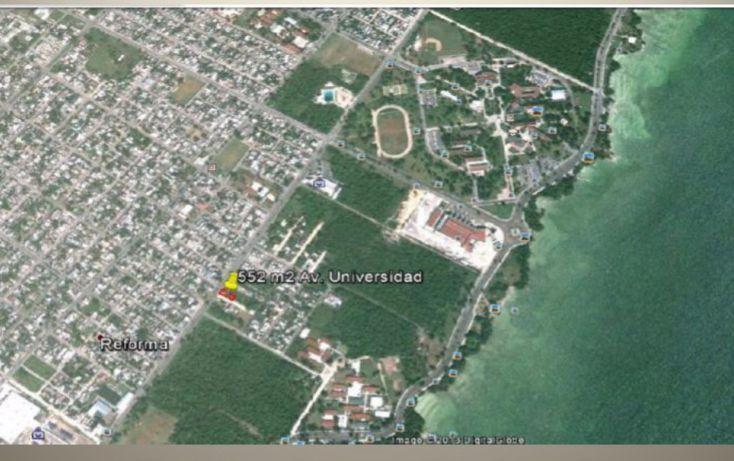Foto de terreno habitacional en venta en, chetumal centro, othón p blanco, quintana roo, 1064177 no 02