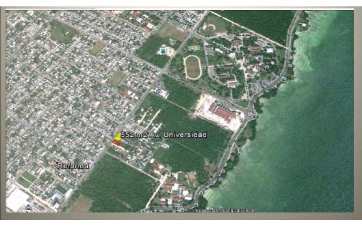 Foto de terreno habitacional en venta en  , chetumal centro, othón p. blanco, quintana roo, 1064177 No. 02