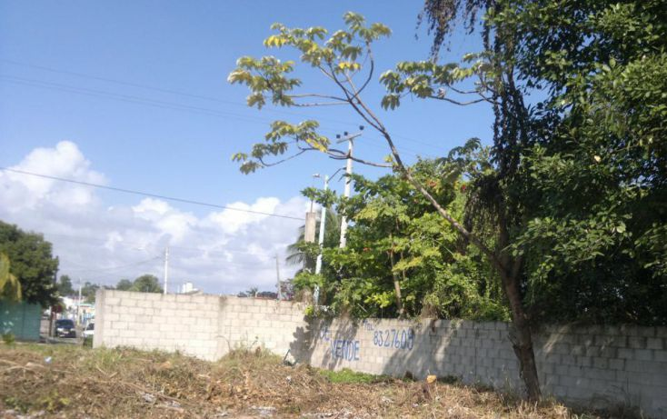 Foto de terreno habitacional en venta en, chetumal centro, othón p blanco, quintana roo, 1064177 no 06