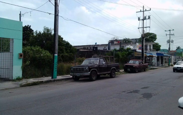 Foto de terreno comercial en venta en  , chetumal centro, othón p. blanco, quintana roo, 1695148 No. 03