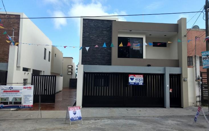 Foto de casa en venta en chiapas 0, unidad nacional, ciudad madero, tamaulipas, 2649081 No. 01