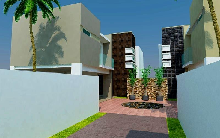 Foto de casa en venta en  305, unidad nacional, ciudad madero, tamaulipas, 1818188 No. 01