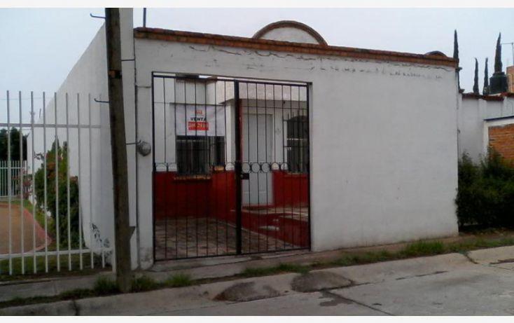 Foto de casa en venta en chichen itza, agua zarca, jesús maría, aguascalientes, 2040664 no 01
