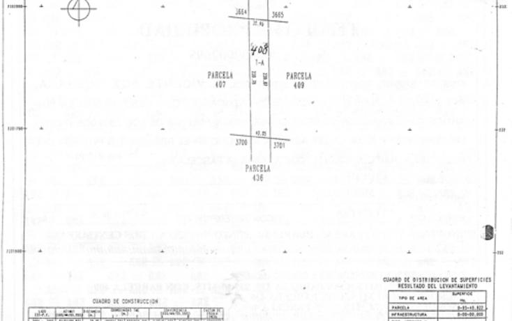 Foto de terreno habitacional en venta en  , chichi suárez, mérida, yucatán, 1066793 No. 02