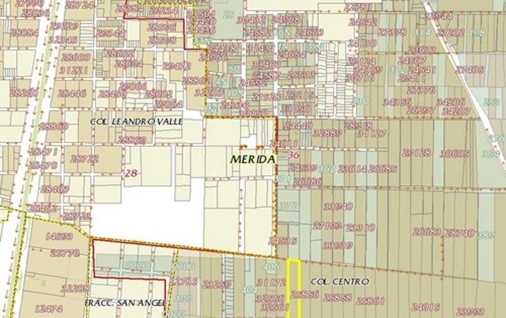 Foto de terreno habitacional en venta en  , chichi suárez, mérida, yucatán, 1066793 No. 04
