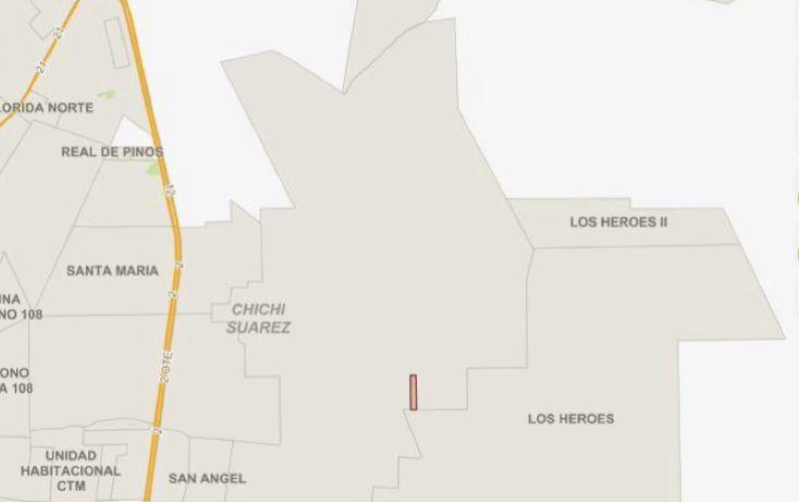 Foto de terreno comercial en venta en, chichi suárez, mérida, yucatán, 1126899 no 03