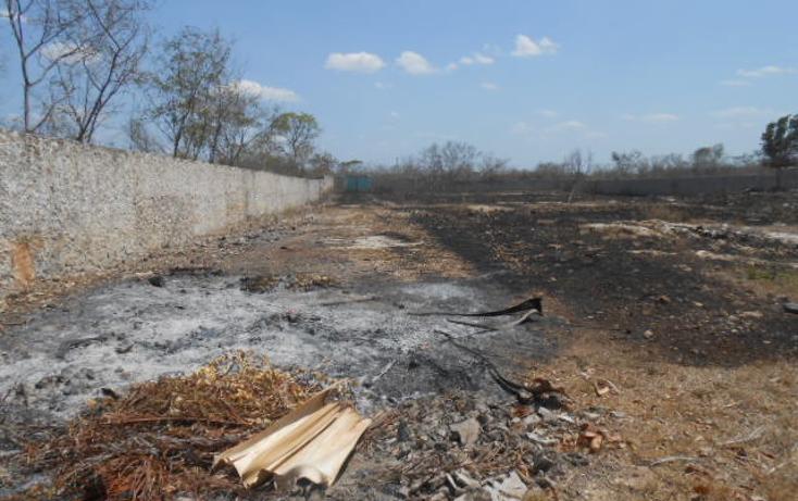 Foto de terreno habitacional en venta en  , chichi su?rez, m?rida, yucat?n, 1163589 No. 03