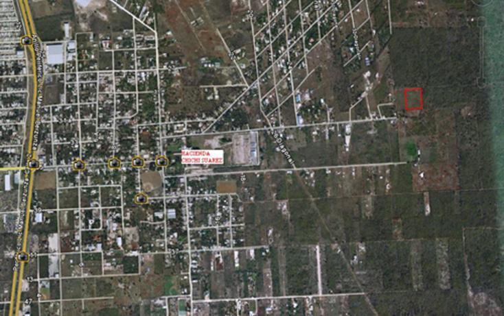 Foto de terreno habitacional en venta en  , chichi suárez, mérida, yucatán, 1260845 No. 02