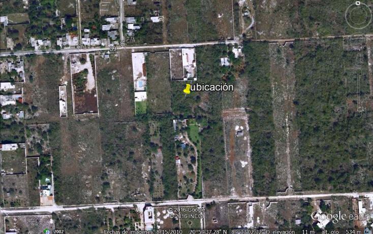 Foto de terreno habitacional en venta en  , chichi su?rez, m?rida, yucat?n, 1290823 No. 01
