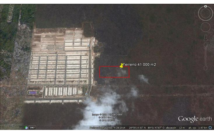Foto de terreno habitacional en venta en  , chichi suárez, mérida, yucatán, 1297169 No. 01