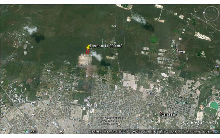 Foto de terreno habitacional en venta en  , chichi suárez, mérida, yucatán, 1297169 No. 02