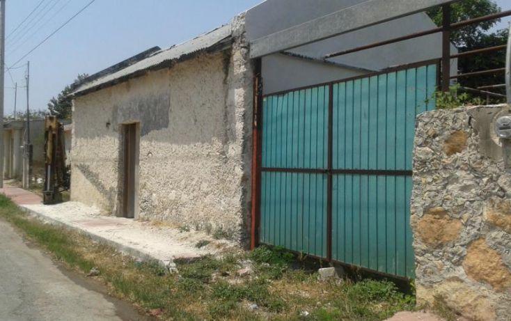 Foto de terreno habitacional en venta en, chichi suárez, mérida, yucatán, 1323599 no 02